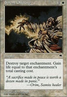 Tempest: Serene Offering