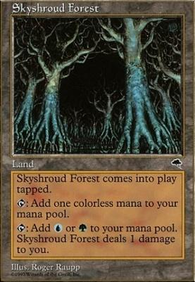 Tempest: Skyshroud Forest