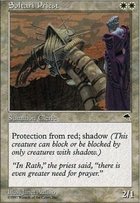 Tempest: Soltari Priest