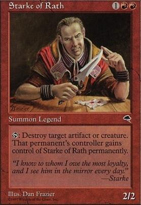 Tempest: Starke of Rath