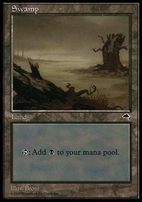 Tempest: Swamp (A)