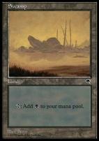 Tempest: Swamp (C)