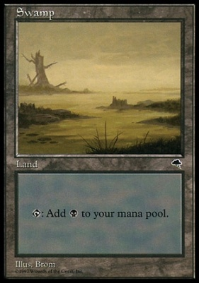 Tempest: Swamp (D)