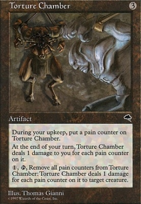 Tempest: Torture Chamber