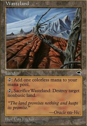 Tempest: Wasteland