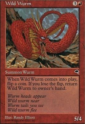 Tempest: Wild Wurm