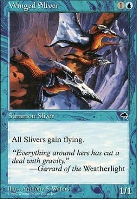 Tempest: Winged Sliver