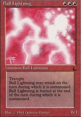 The Dark: Ball Lightning