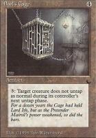 The Dark: Barl's Cage