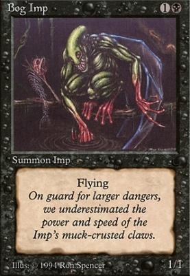 The Dark: Bog Imp