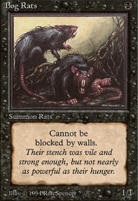 The Dark: Bog Rats