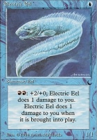 The Dark: Electric Eel