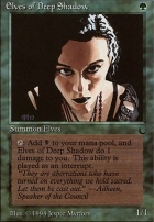 The Dark: Elves of Deep Shadow
