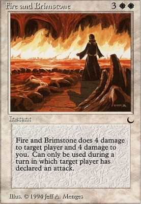 The Dark: Fire and Brimstone