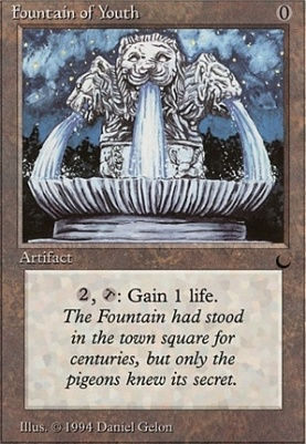 The Dark: Fountain of Youth