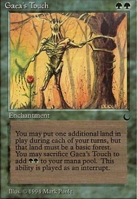 The Dark: Gaea's Touch