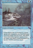 The Dark: Giant Shark