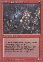 The Dark: Goblin Digging Team