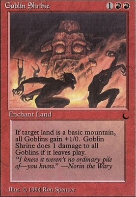 The Dark: Goblin Shrine