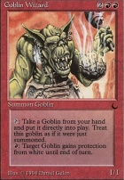 The Dark: Goblin Wizard