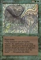 The Dark: Land Leeches