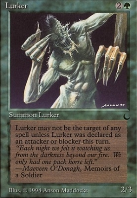 The Dark: Lurker