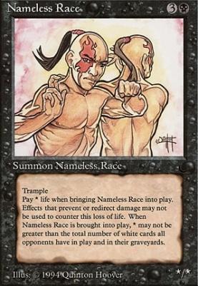 The Dark: Nameless Race