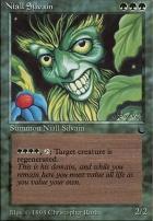 The Dark: Niall Silvain