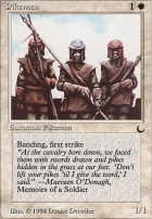 The Dark: Pikemen