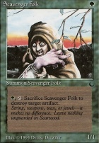 The Dark: Scavenger Folk