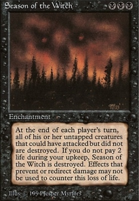The Dark: Season of the Witch