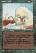 The Dark: Spitting Slug