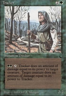 The Dark: Tracker