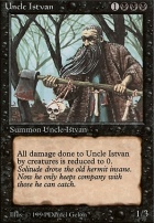 The Dark: Uncle Istvan