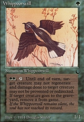 The Dark: Whippoorwill