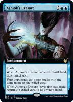 Theros Beyond Death Variants: Ashiok's Erasure (Extended Art)