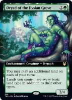 Theros Beyond Death Variants: Dryad of the Ilysian Grove (Extended Art)