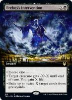 Theros Beyond Death Variants: Erebos's Intervention (Extended Art)