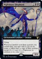 Theros Beyond Death Variants: Nightmare Shepherd (Extended Art)