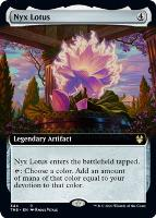 Theros Beyond Death Variants: Nyx Lotus (Extended Art)