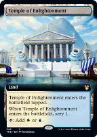 Theros Beyond Death Variants: Temple of Enlightenment (Extended Art)