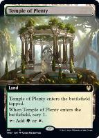 Theros Beyond Death Variants: Temple of Plenty (Extended Art)