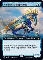 Theros Beyond Death Variants: Wavebreak Hippocamp (Extended Art)