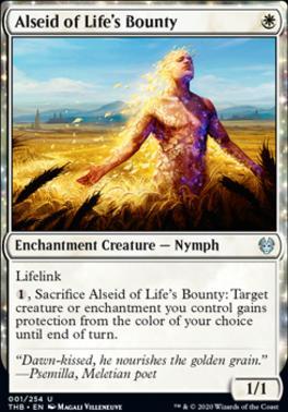 Theros Beyond Death: Alseid of Life's Bounty