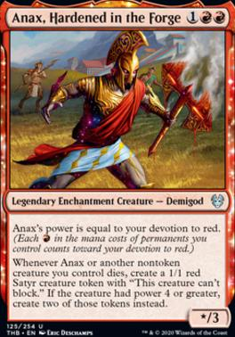 Theros Beyond Death: Anax, Hardened in the Forge