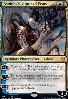 Theros Beyond Death: Ashiok, Sculptor of Fears (Planeswalker Deck)