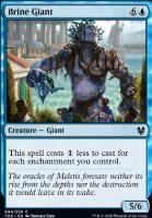 Theros Beyond Death: Brine Giant