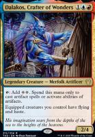 Theros Beyond Death: Dalakos, Crafter of Wonders