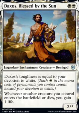 Theros Beyond Death: Daxos, Blessed by the Sun