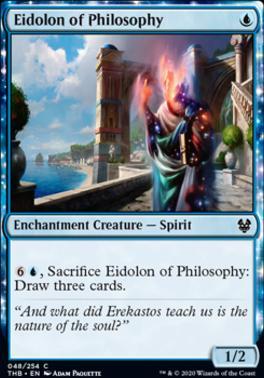 Theros Beyond Death: Eidolon of Philosophy